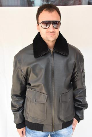 muška jakna pilotska