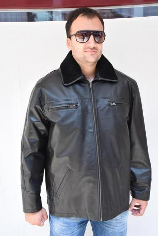 Men's jacket with lining